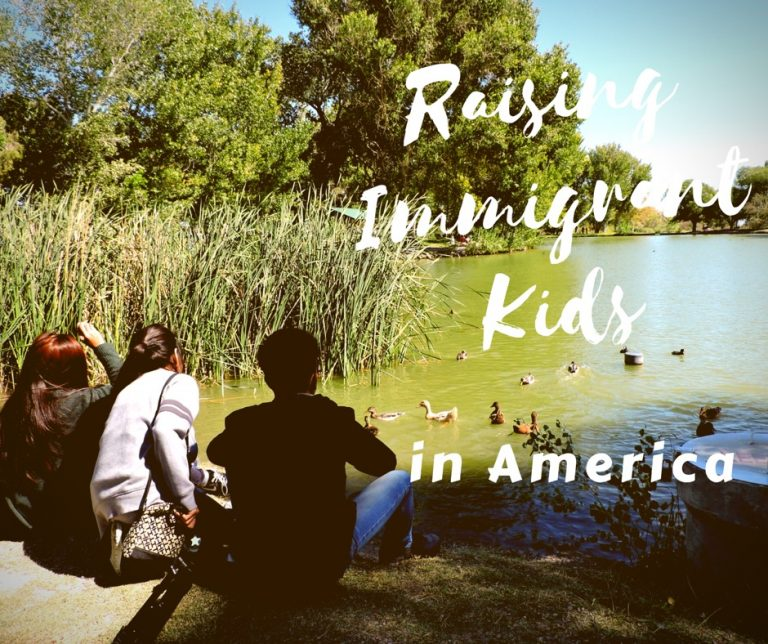 Raising Immigrant Kids in America